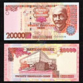 Ghana 20,000 Cedis, 2006, P-36, UNC