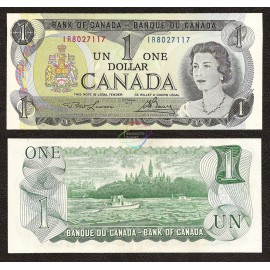 Canada 1 Dollar, QE II, 1973, P-85a, UNC