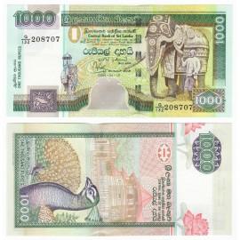 Sri Lanka 1,000 Rupees, 2004, P-120b, UNC