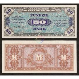 Germany 50 Mark, 1944, P-196, UNC