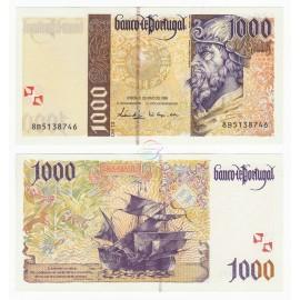 Portugal 1,000 Escudos, 1998, P-188c, UNC