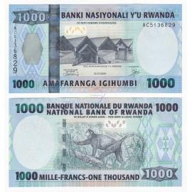 Rwanda 1,000 Francs, 2004, P-31, UNC