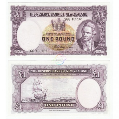 New Zealand 5 Dollars, QE II, 1989-92, P-171c, UNC
