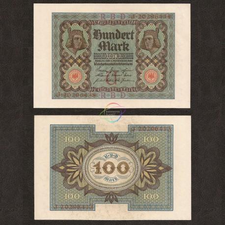 Germany 100 Mark, 1920, P-69b, UNC