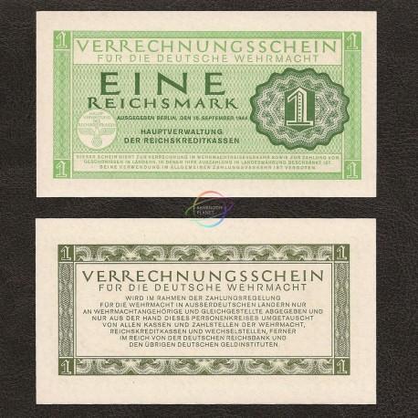 Germany 1 Reichsmark, 1944, P-M38, UNC